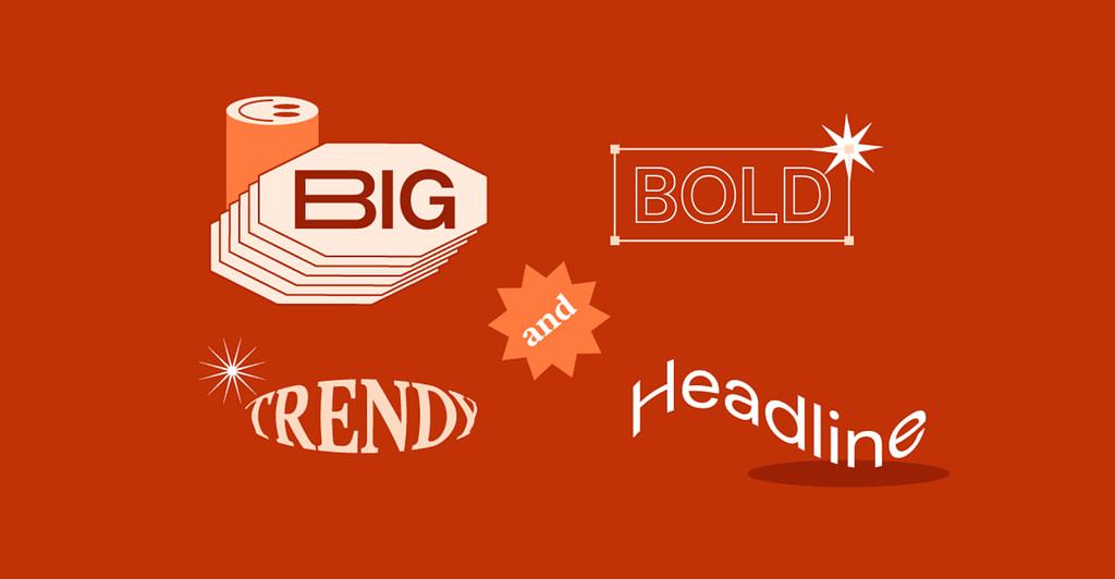 2021 Tipografi Trendleri: Tipografik Anlatım