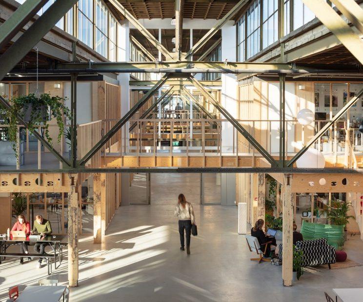 Werkspoor Factory Zecc Architecten 1