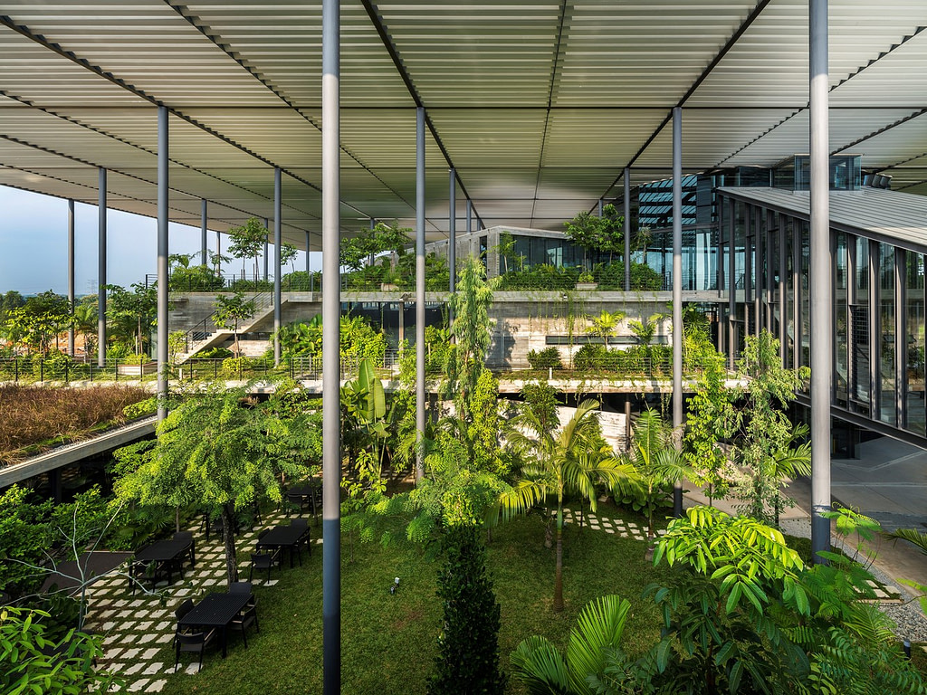 Factory in the Forest Design Unit Architects Snd Bhd..
