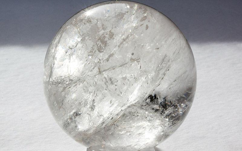 Spiritüel Yaklaşımlar: Kristalleri temizlemek