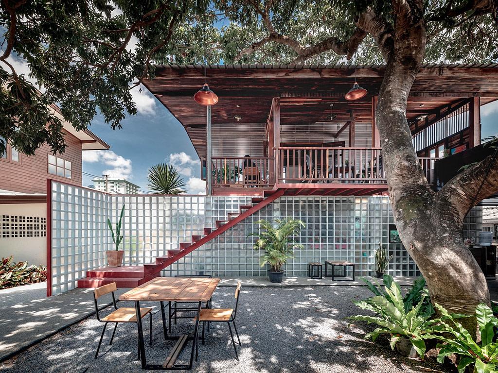 Tamarind Bistro and Music House BodinChapa Architects