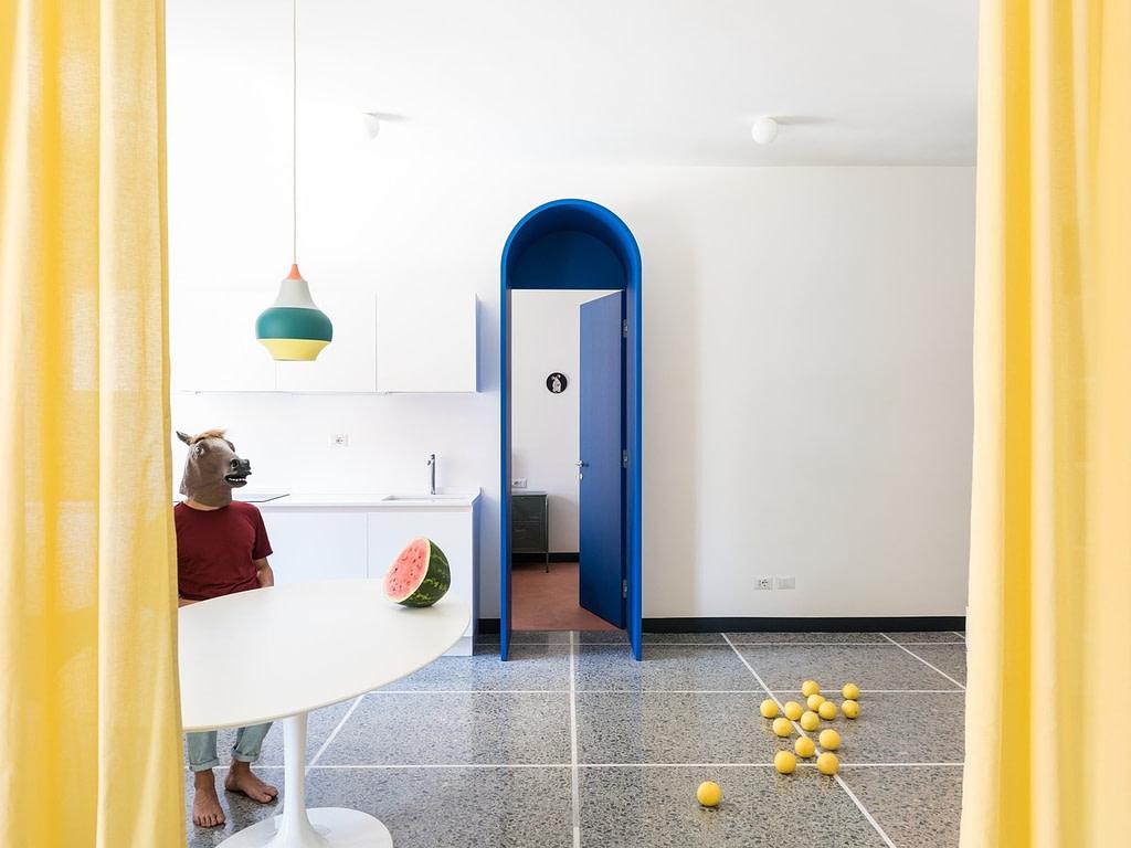 Retroscena Apartment La Macchina Studio
