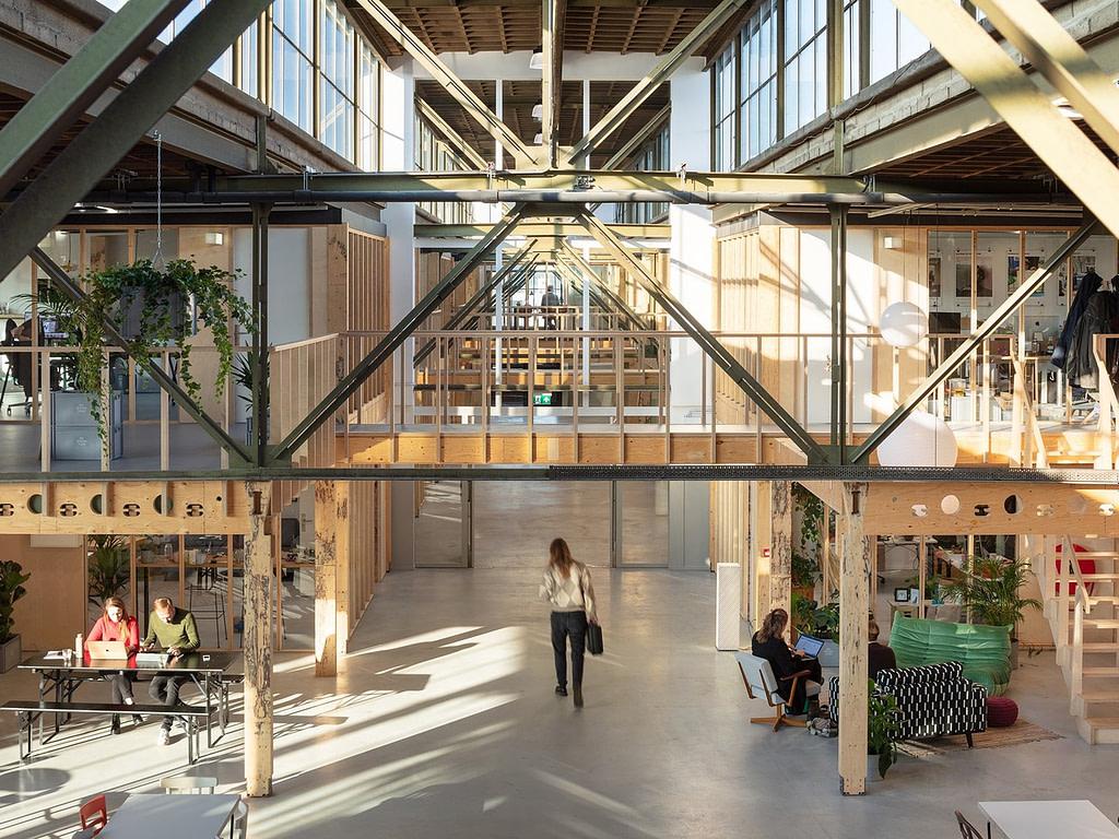 Werkspoor Factory Zecc Architecten